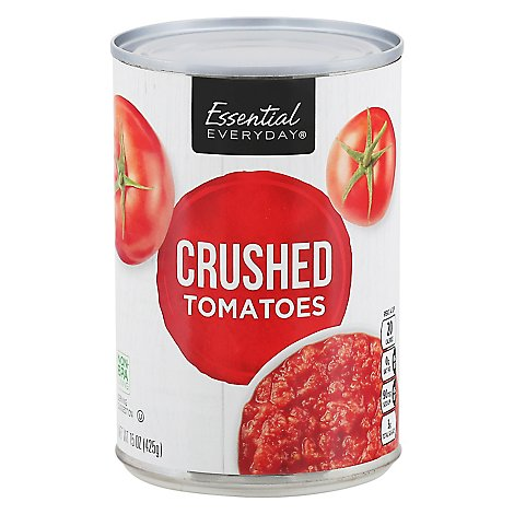 Signature SELECT Tomatoes Crushed - 15 Oz