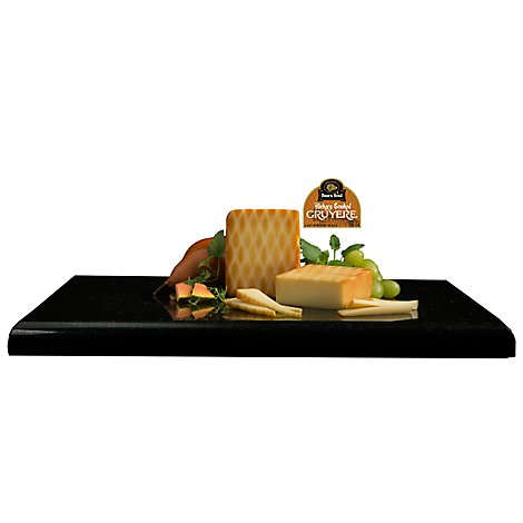 Boars Head Cheese Gruyere Hickory Smoked Cubed 0.50 LB
