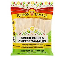 Tucson Tamale Tamales Green Corn 2 Count - 10 Oz