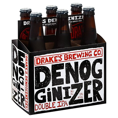 Drakes Denogginizer In Bottles - 6-12 Fl. Oz.