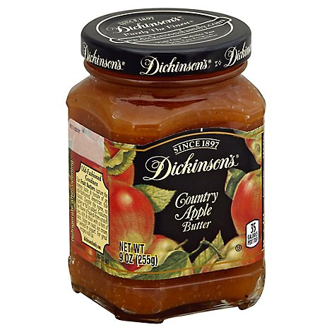 Dickinsons Apple Butter Country - 9 Oz