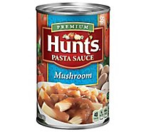 Hunts Pasta Sauce Mushroom Can - 24 Oz