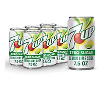 7UP Soda Diet - 6-7.5 Fl. Oz.