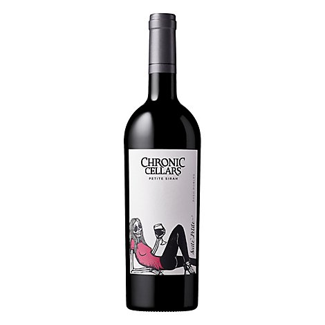 Chronic Cellars Suite Petite Wine - 750 Ml