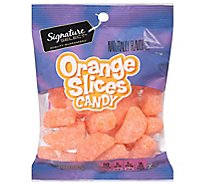 Signature SELECT Candy Orange Slices - 10 Oz
