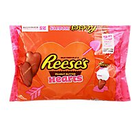 Reeses Peanut Butter Heart Valentine Exchange - 15 Oz