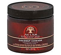 As I Am Coconut Co-Wash - 16 Oz