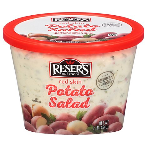 Resers American Classics Potato Salad Red Skin - 16 Oz