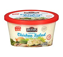 Resers Salad Chicken White Meat American Classics - 12 Oz