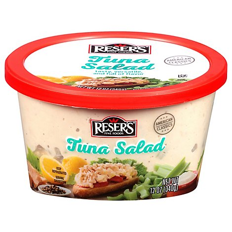 Resers Tuna Salad - 12 Oz.