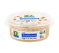 O Organic Traditional Hummus - 10 Oz.