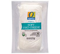 O Organics Organic Fresh Goat Cheese - 4 Oz