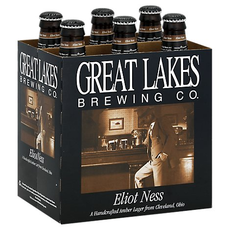 Great Lakes Eliot Ness In Bottles - 6-12 Fl. Oz.
