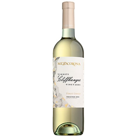 Cliffhanger Pinot Grigio Wine - 750 Ml