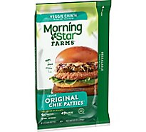 MorningStar Farms Veggie Chik Patties Original - 10 Oz
