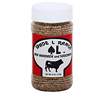 Spade L Ranch Beef Marinade And Seasoning - 6 Oz