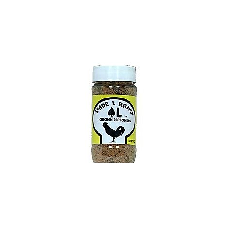 Spade L Ranch Chicken Seasoning - 6 Oz