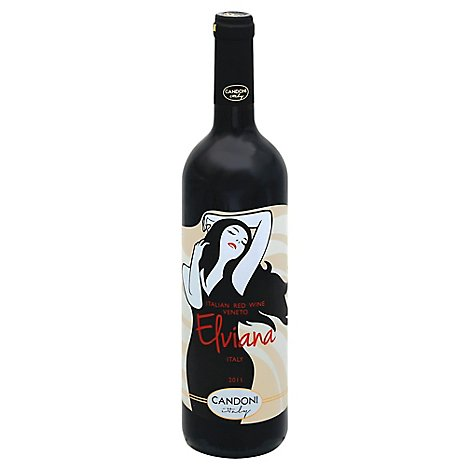Elviana Red Blend Wine - 750 Ml