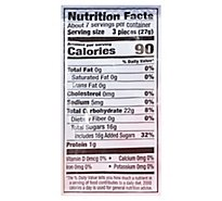 Signature SELECT Candy Peach Rings - 7 Oz