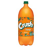 Crush Soda Orange - 2 Liter
