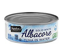Signature SELECT Tuna Solid Albacore In Water - 5 Oz