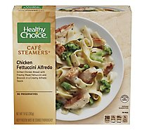 Healthy Choice Cafe Steamers Meals Low-Fat Chicken Fettuccini Alfredo - 10 Oz