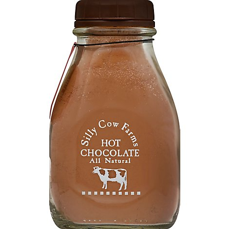 Sillycow Farms Chocolate Mixes Hot Chocolate Truffle - 16.9 Oz