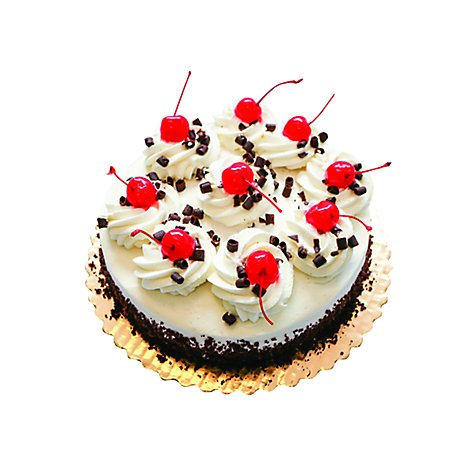 Bakery Cake Boston Black Forest - Each
