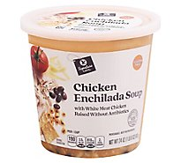 Signature Cafe Chicken Enchilada Soup - 24 Oz.