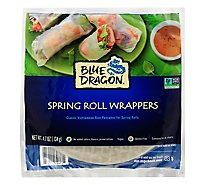 Blue Dragon Spring Roll Wrappers - 4.7 Oz