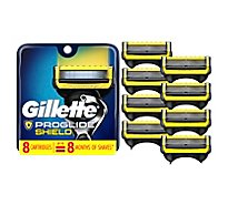 Gillette ProGlide Shield Mens Razor Blade Refills - 8 Count