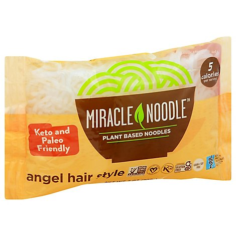 Miracle Noodle Angel Hair - 7 Oz
