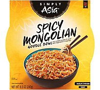 Simply Asia Noodle Bowl Spicy Mongolian - 8.5 Oz