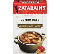 Zatarains Gumbo Base - 4.5 Oz