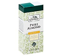 The Spice Hunter Extract Pure Almond - 2 Fl. Oz.