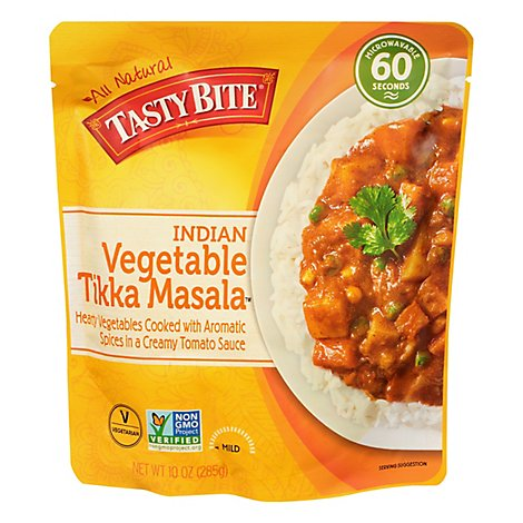 Tasty Bite Tikka Masala 1 Minute - 10 Oz