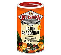 Louisiana Seasoning Mix Cajun - 8 Oz