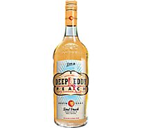 Deep Eddy Vodka Peach Flavored 70 Proof - 750 Ml