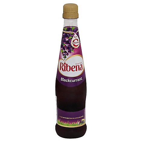 Ribena Black Currant Concentrate - 20.28 Fl. Oz.