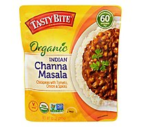 Tasty Bite Channa Masala Entree - 10 Oz