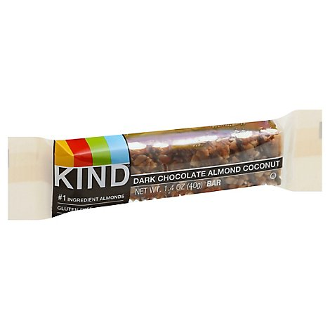 KIND Bar Fruit & Nut Dark Chocolate Almond & Coconut - 1.4 Oz