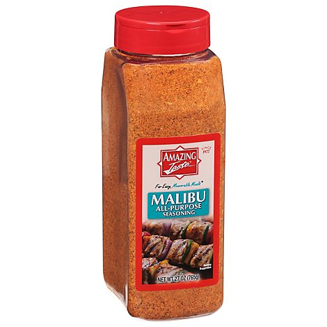 Amazing Taste Malibu Seasoning Shaker - 27 Oz