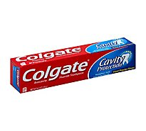 Colgate Toothpaste Anticavity Fluoride Cavity Protection Great Regular Flavor - 8 Oz