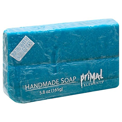 Dead Sea Mud Bar Soap In Shrinkwrap - 6 Oz