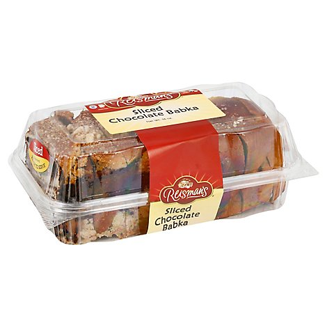 Reismans Chocolate Babka - 16 Oz