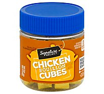 Signature SELECT Bouillon Cubes Chicken - 3.25 Oz