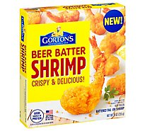 Gortons Beer Batter Shrimp - 9 Oz