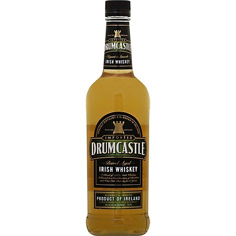 Drumcastle Irish Whiskey 80 Proof - 750 Ml