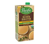 Pacific Organic Bone Broth Chicken - 32 Fl. Oz.