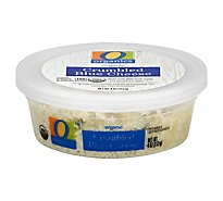 O Organics Organic Cheese Blue Crumbled - 4 Oz